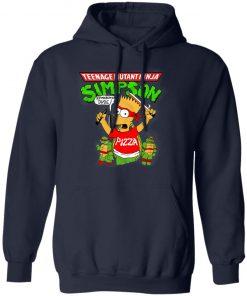 Private: Teenage Mutant Ninja Simpson Hoodie