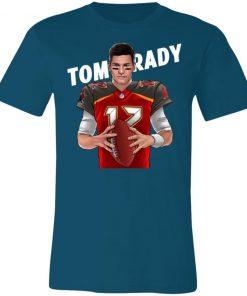 Private: Tom Brady Unisex Jersey Tee
