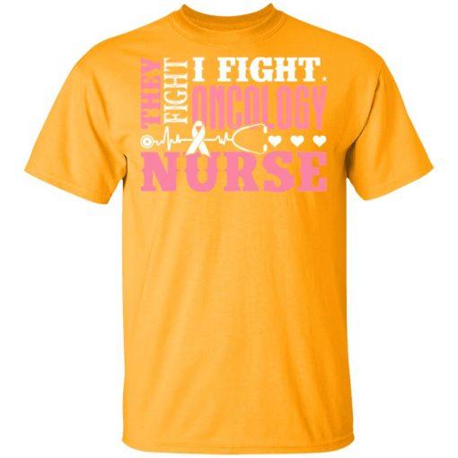 Private: I Fight Oncology Nurse Men's T-Shirt