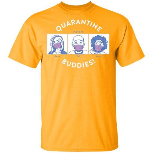 Private: Quarantine Buddies Men's T-Shirt