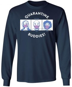 Private: Quarantine Buddies LS T-Shirt