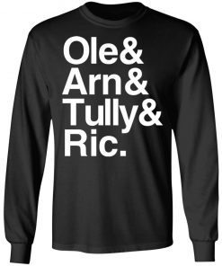 Private: Ric & Arn & Tully & Ole LS T-Shirt