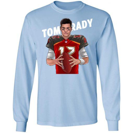 Private: Tom Brady LS T-Shirt