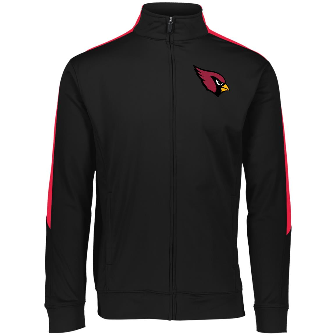 Private: Arizona Cardinals Performance Colorblock Full Zip