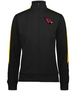 Private: Arizona Cardinals Ladies' Performance Colorblock Full Zip