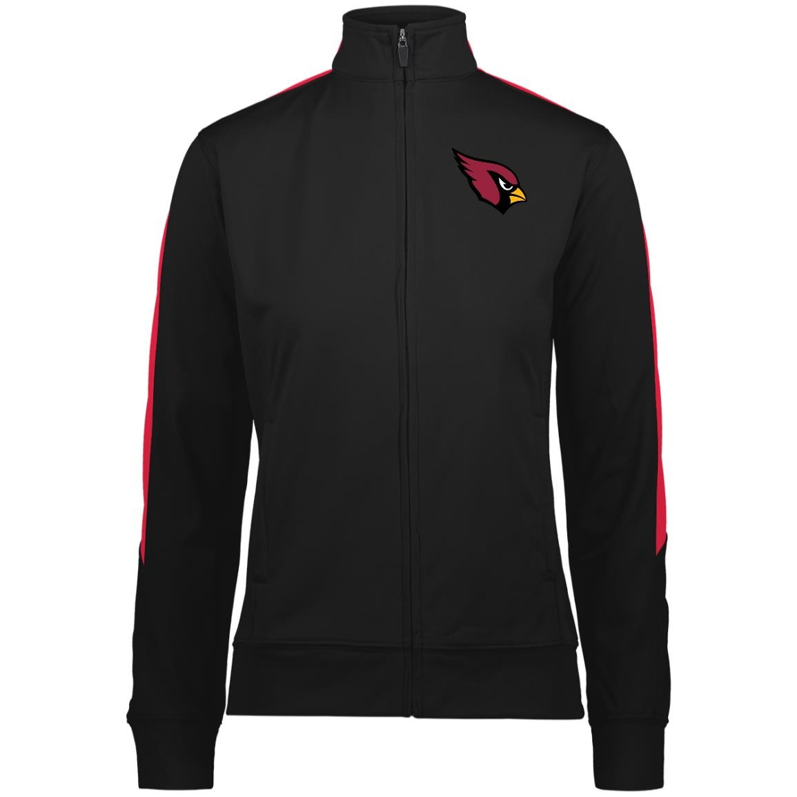 Private: Arizona Cardinals Ladies' Performance Colorblock Full Zip