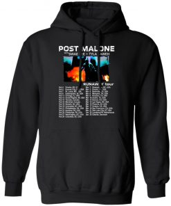Private: POST MALONE Runaway Tour 2020 Hoodie