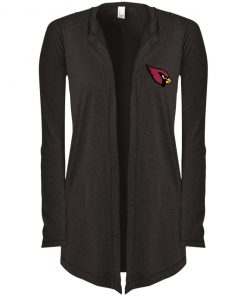 Private: Arizona Cardinals Women's Hooded Cardigan