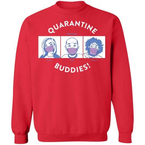 Private: Quarantine Buddies Sweatshirt