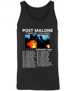 Private: POST MALONE Runaway Tour 2020 Unisex Tank