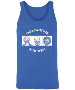 Private: Quarantine Buddies Unisex Tank