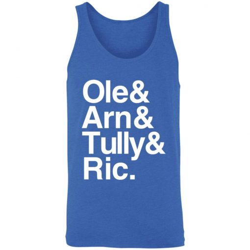 Private: Ric & Arn & Tully & Ole Unisex Tank