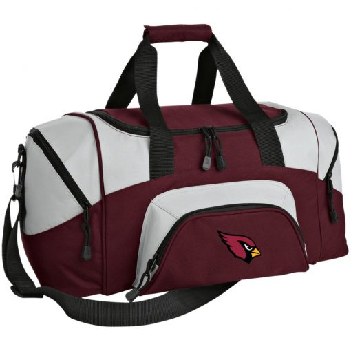 Private: Arizona Cardinals Small Colorblock Sport Duffel Bag