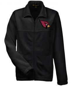 Private: Arizona Cardinals Youth Fleece Full Zip