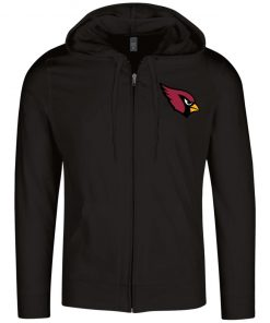 Private: Arizona Cardinals Lightweight Full Zip Hoodie