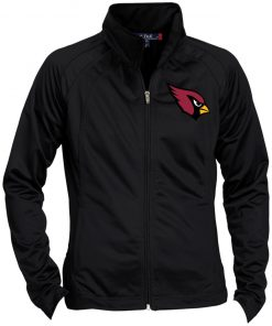 Private: Arizona Cardinals Ladies' Raglan Sleeve Warmup Jacket