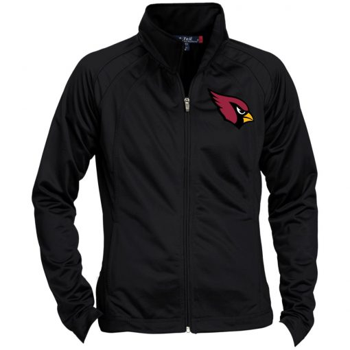 Private: Arizona Cardinals Ladies' Raglan Sleeve Warmup Jacket