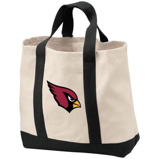 Private: Arizona Cardinals 2-Tone Shopping Tote