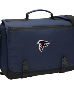 Private: Atlanta Falcons Messenger Briefcase