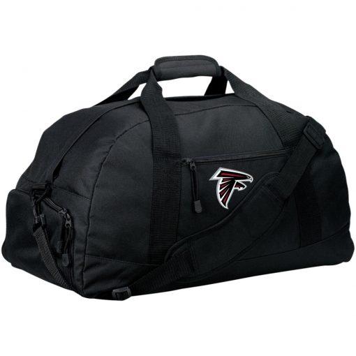 Private: Atlanta Falcons Basic Large-Sized Duffel Bag