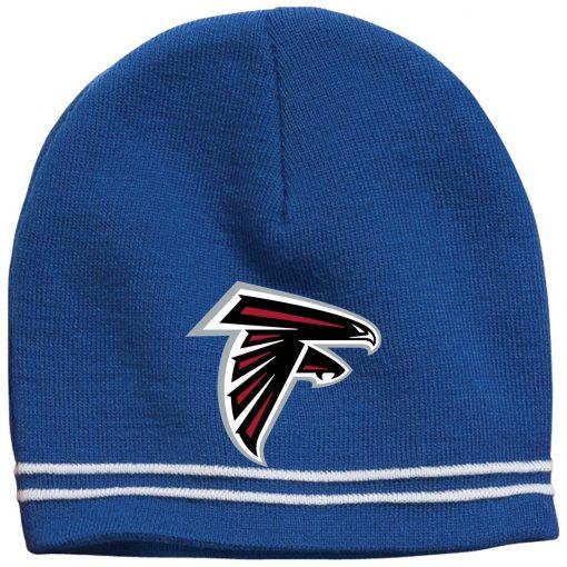 Private: Atlanta Falcons Colorblock Beanie