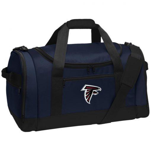 Private: Atlanta Falcons Travel Sports Duffel
