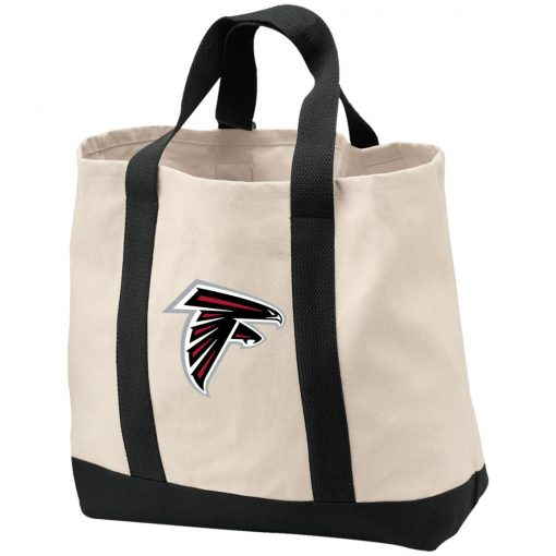 Private: Atlanta Falcons 2-Tone Shopping Tote