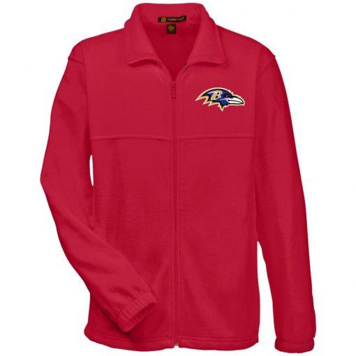 Private: Baltimore Ravens Fleece Full-Zip
