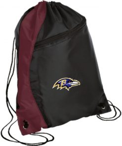 Private: Baltimore Ravens Colorblock Cinch Pack
