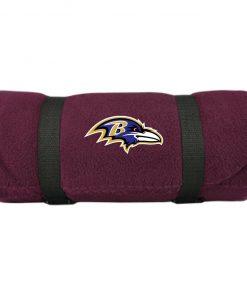 Private: Baltimore Ravens Fleece Blanket