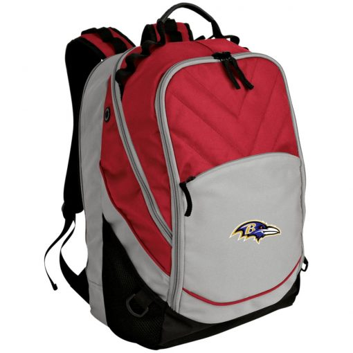 Private: Baltimore Ravens Laptop Computer Backpack