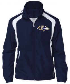 Private: Baltimore Ravens Jersey-Lined Jacket