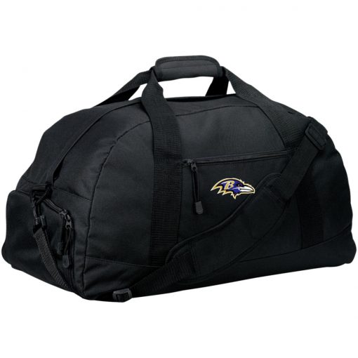 Private: Baltimore Ravens Basic Large-Sized Duffel Bag
