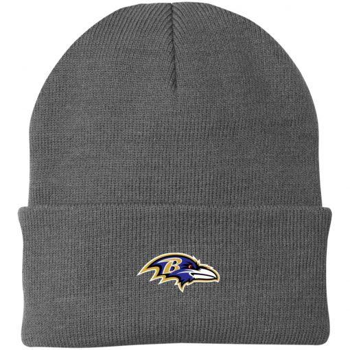 Private: Baltimore Ravens Knit Cap