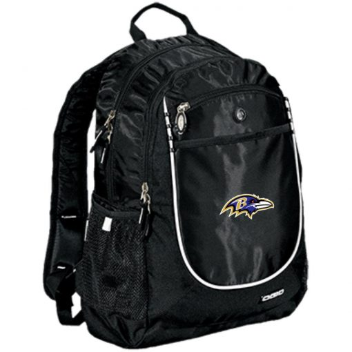 Private: Baltimore Ravens Rugged Bookbag