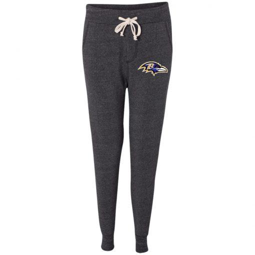 Private: Baltimore Ravens Ladies' Fleece Jogger