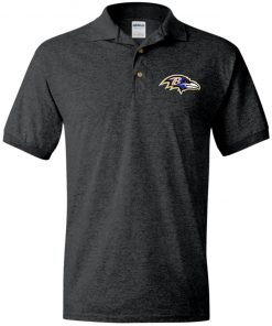 Private: Baltimore Ravens Jersey Polo Shirt