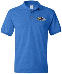 Private: Baltimore Ravens Jersey Polo Shirt