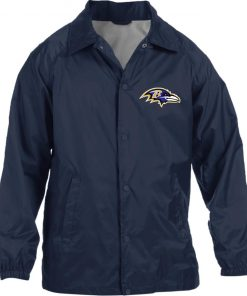 Private: Baltimore Ravens Nylon Staff Jacket