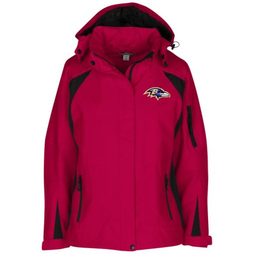 Private: Baltimore Ravens Ladies' Embroidered Jacket