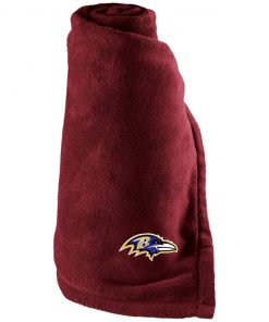 Private: Baltimore Ravens Large Fleece Blanket