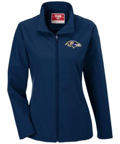 Private: Baltimore Ravens TT80W Ladies' Soft Shell Jacket