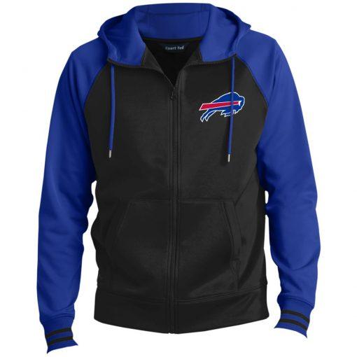 Private: Buffalo Bills Men's Sport-Wick® Full-Zip Hooded Jacket