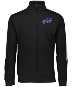 Private: Buffalo Bills Performance Colorblock Full Zip