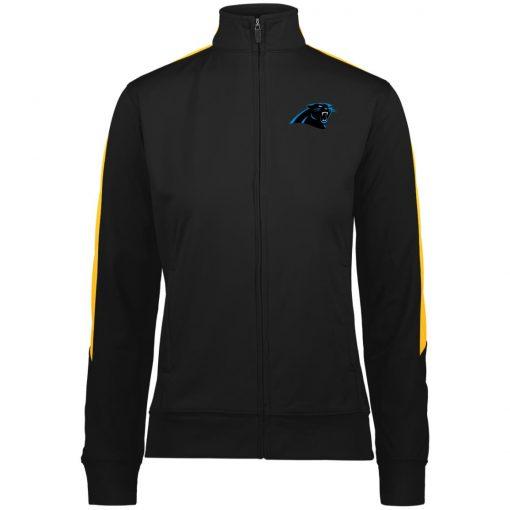 Private: Carolina Panthers Ladies' Performance Colorblock Full Zip