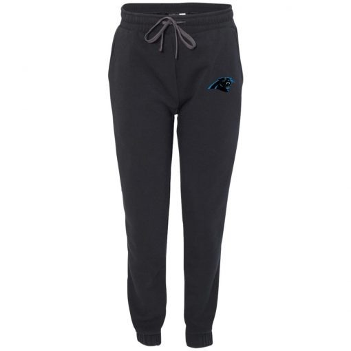 Private: Carolina Panthers Adult Fleece Joggers