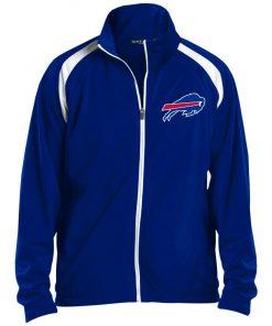 Private: Buffalo Bills Men's Raglan Sleeve Warmup Jacket