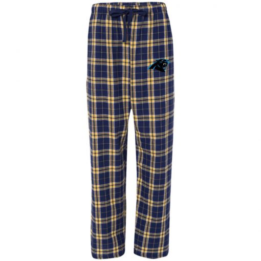 Private: Carolina Panthers Unisex Flannel Pants