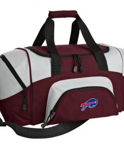 Private: Buffalo Bills Small Colorblock Sport Duffel Bag