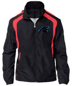 Private: Carolina Panthers Jersey-Lined Jacket